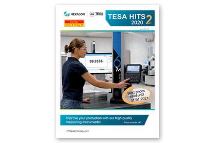Tesa hits frontcover